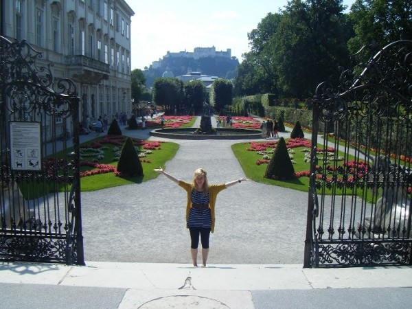 Mirabelle Gardens The Sound Of Music Salzburg